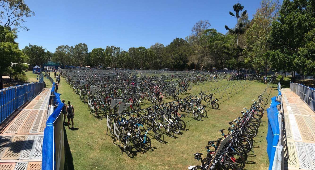 Noosa the transition area